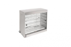 Heated Display Cabinet Large Hire