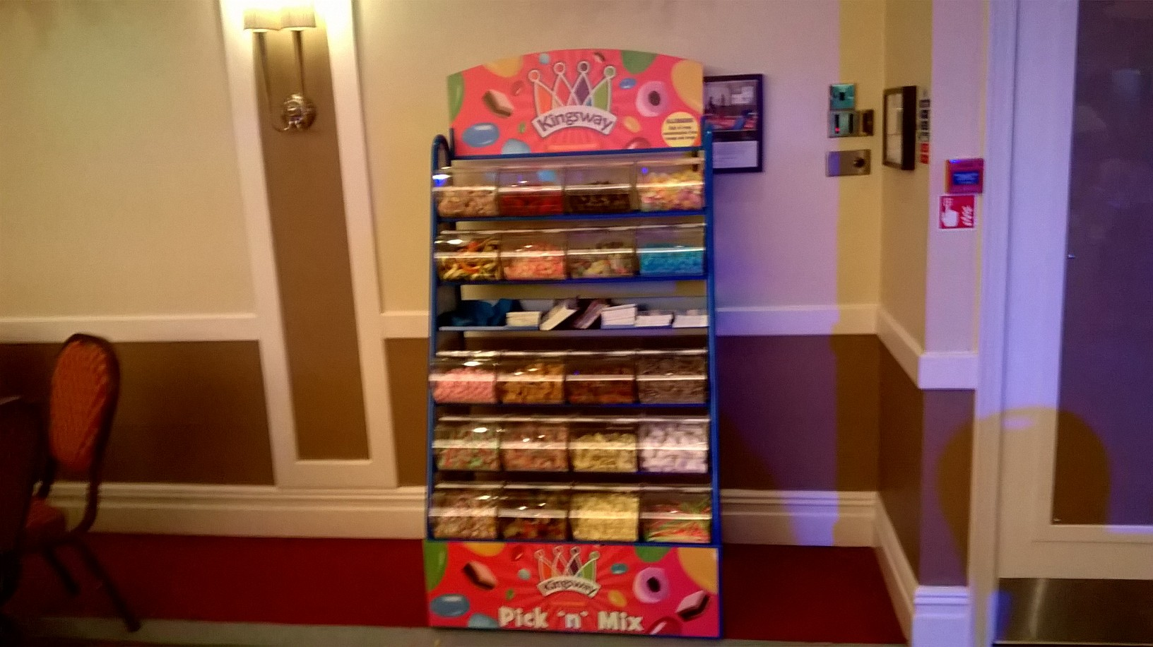 Pick n Mix Stand Hire